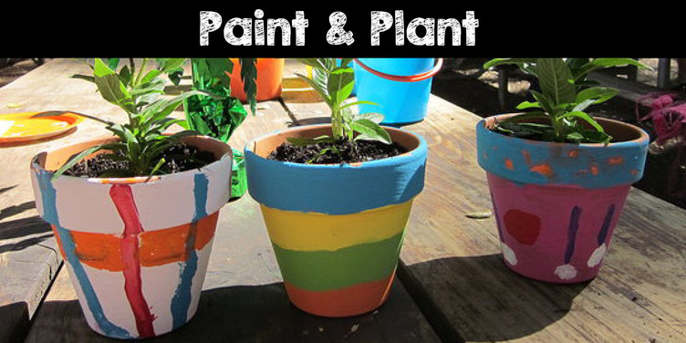 Paint & Plant - Mother's Day Craft - Great Lakes Ace Hardware Store