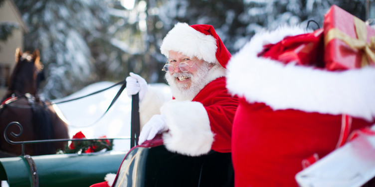 Saturday with Santa! - Great Lakes Ace Hardware Store
