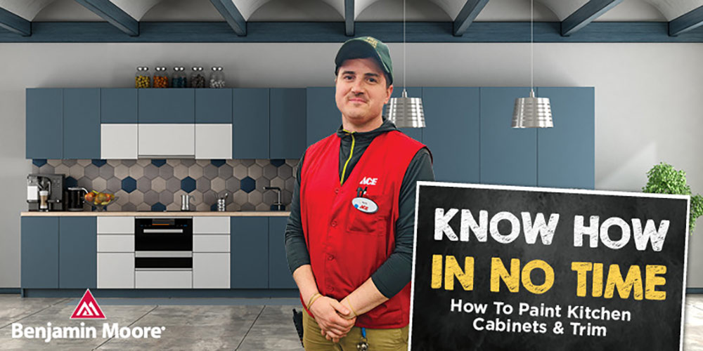 Paint Kitchen Cabinets Trim Great, Ace Hardware Kitchen Cabinets