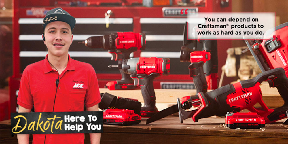 Craftsman Power Tools - Great Lakes Ace Hardware Store