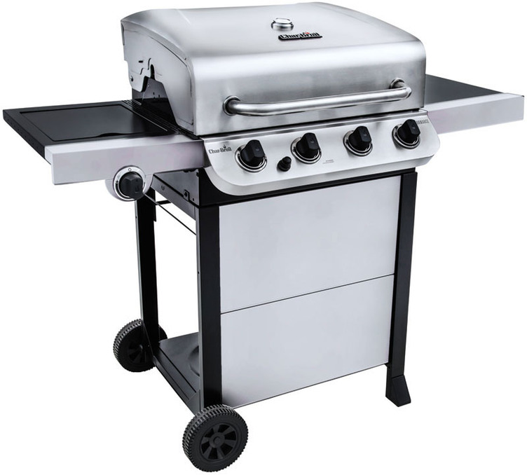 Char-Broil Performance 4-Burner Gas Grill - Great Lakes Ace Hardware Store