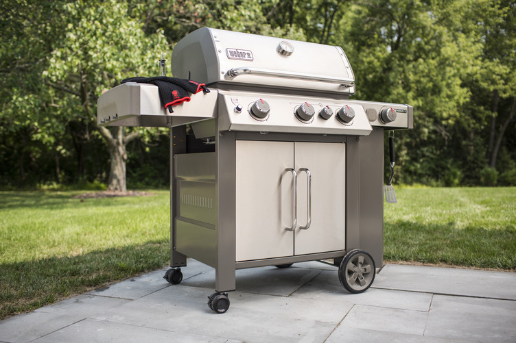 Weber Genesis® II E-335 Gas Grill - Great Lakes Ace Hardware Store