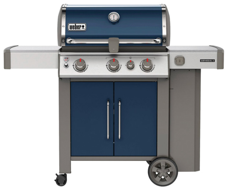 Weber Genesis® II E-325 Indigo Gas Grill - ACE EXCLUSIVE - Great Lakes Ace Hardware Store