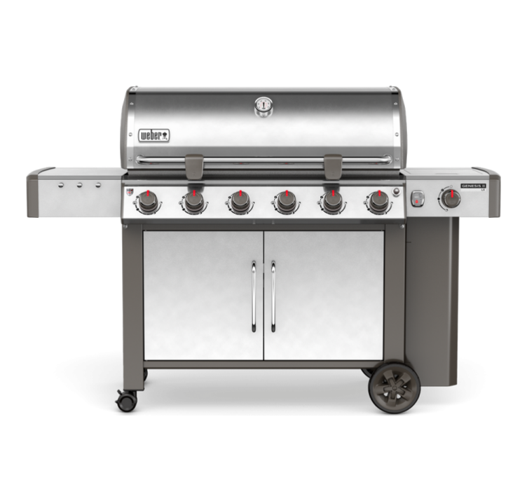 Weber Genesis® II LX S-640 Gas Grill - Great Lakes Ace Hardware Store
