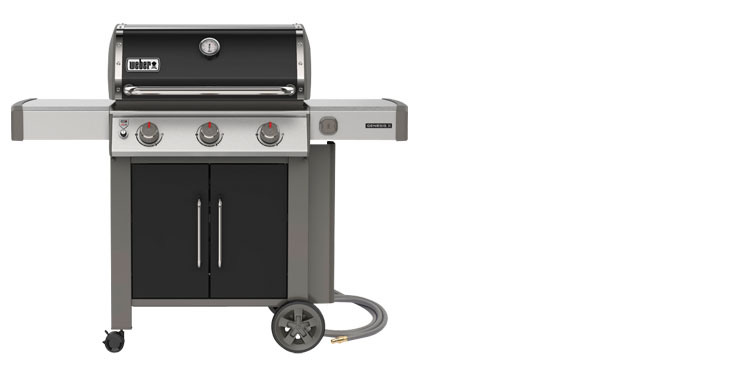 Weber Genesis® II E-325 Natural Gas Grill - Great Lakes Ace