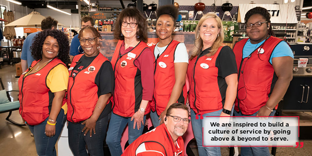 About Us - Great Lakes Ace Hardware Store