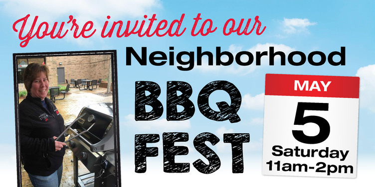 Neighborhood BBQ Fest - Great Lakes Ace Hardware Store