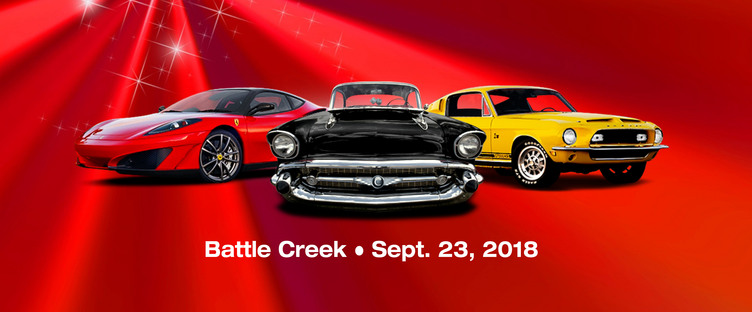 Classic Car Cruise - Great Lakes Ace Hardware Store