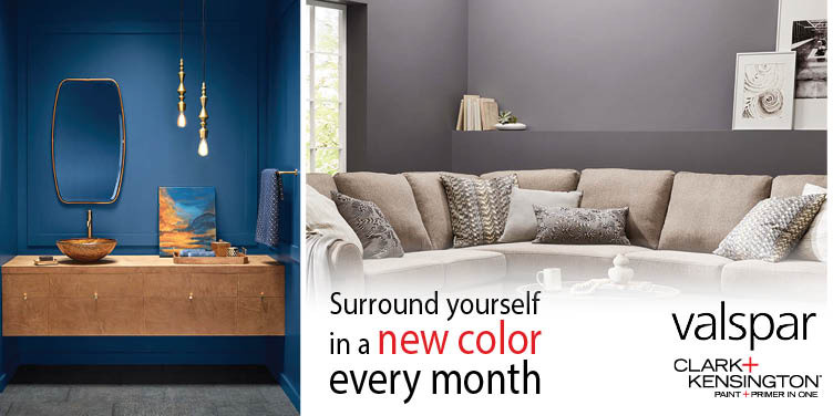 Color Of The Month - Great Lakes Ace Hardware Store