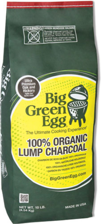 10 Lb. Big Green Egg Organic Lump Charcoal - Great Lakes Ace Hardware Store