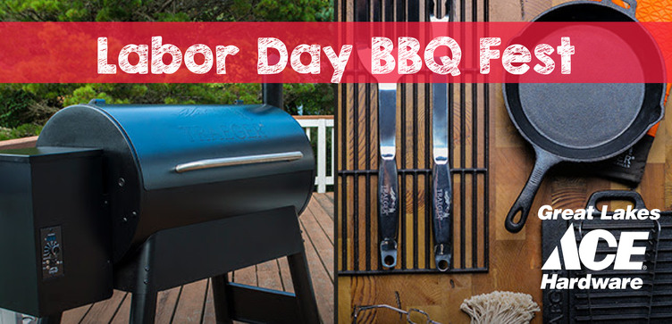 Pre-Fathers Day Cookout - Great Lakes Ace Hardware Store