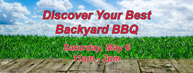Discover Your Backyard BBQ - Great Lakes Ace Hardware Store