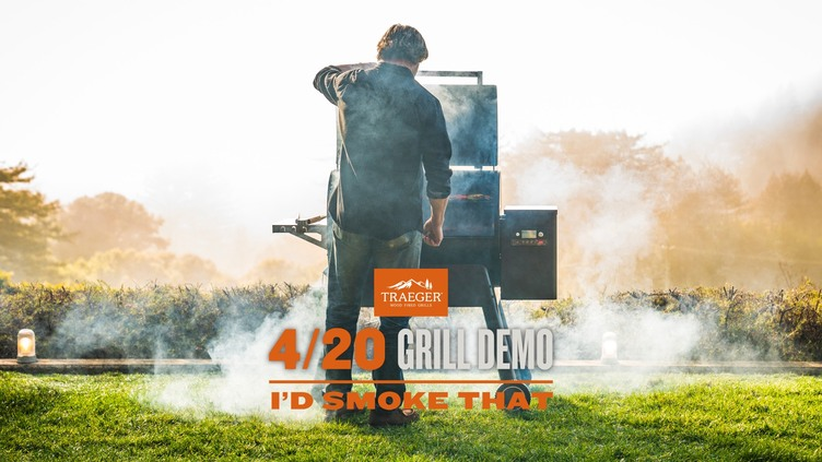 Traeger Demo Day - Great Lakes Ace Hardware Store