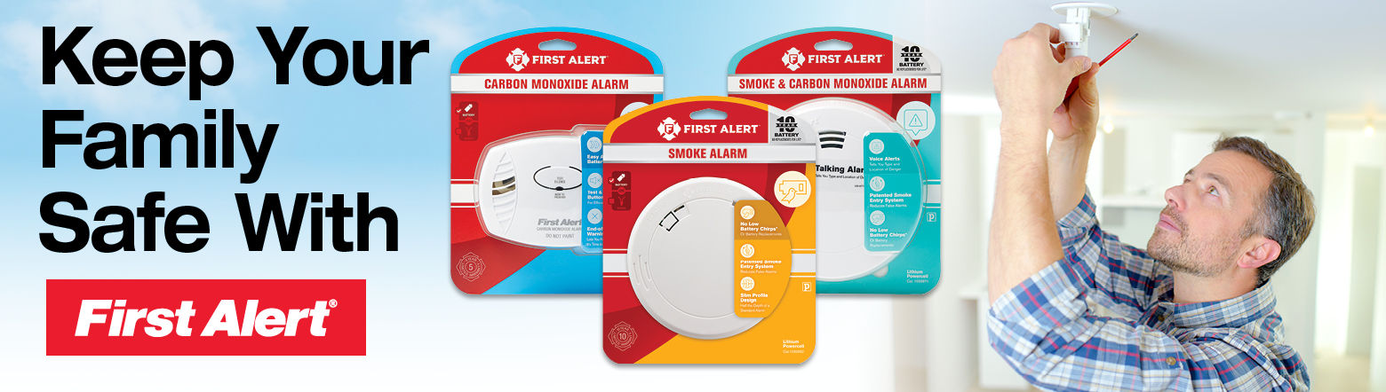 First Alert Fire Safety