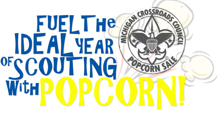 Cub Scout Popcorn Sale - Great Lakes Ace Hardware Store