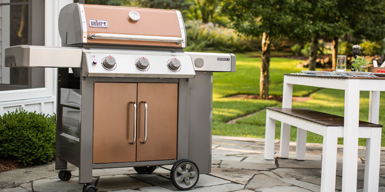Weber Genesis II E-315 Gas Grill - Great Lakes Ace Hardware Store