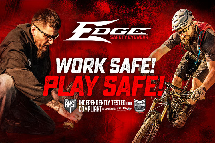 Edge Safety Eyewear - Great Lakes Ace Hardware Store
