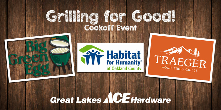 Grilling for Good - Great Lakes Ace Hardware Store