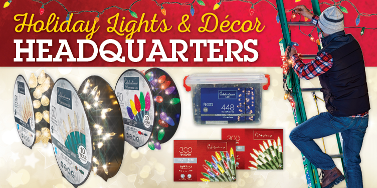 Christmas and Holiday  - Great Lakes Ace Hardware Store