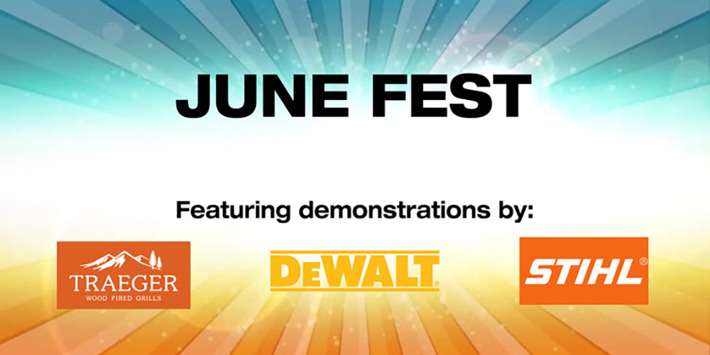 June Fest - Great Lakes Ace Hardware Store