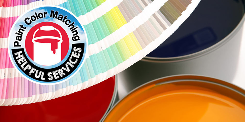 Computerized Paint – Color Matching - Great Lakes Ace Hardware Store