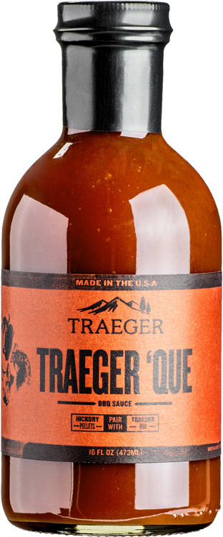 Traeger Grills Traeger 'Que BBQ Sauce - Great Lakes Ace Hardware Store