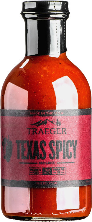 Traeger Grills Texas Spicy BBQ Sauce - Great Lakes Ace Hardware Store