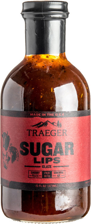 Traeger Grills Sugar Lips BBQ Sauce - Great Lakes Ace Hardware Store