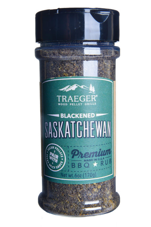 Traeger Grills Blackened Saskatchewan Seasoning Rub - Great Lakes Ace Hardware Store