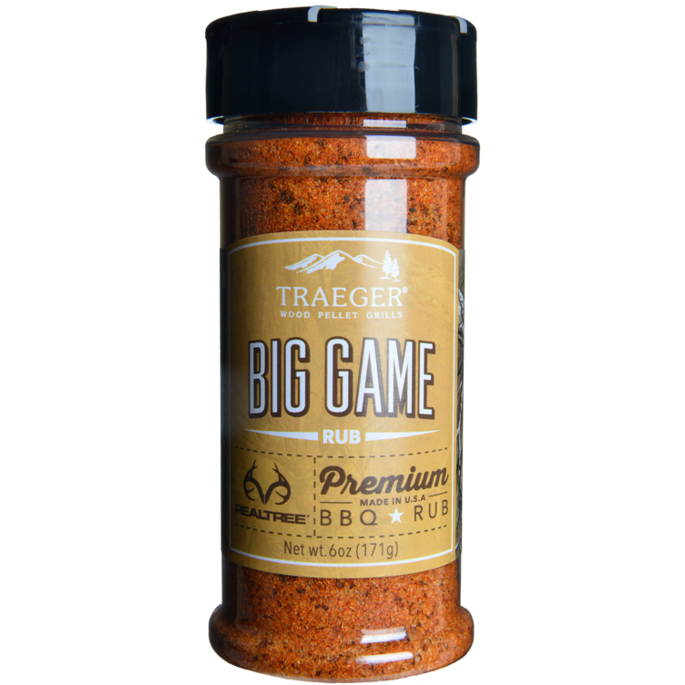Traeger Grills Big Game Seasoning Rub - Great Lakes Ace Hardware Store