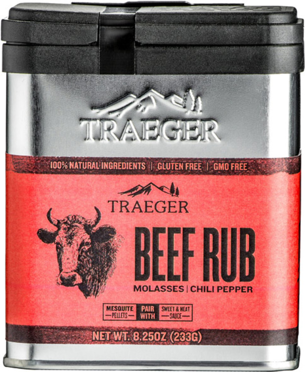 Traeger Grills Beef Rub - Great Lakes Ace Hardware Store