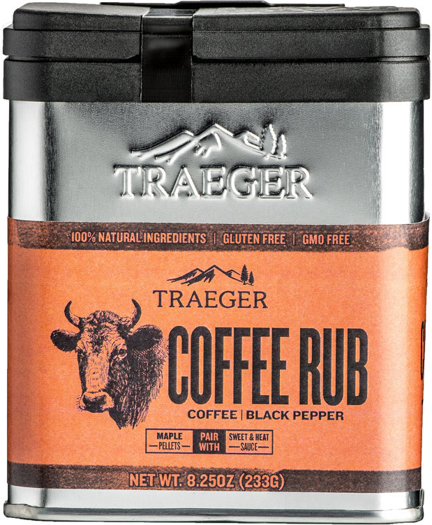 Traeger Grills Coffee Rub - Great Lakes Ace Hardware Store