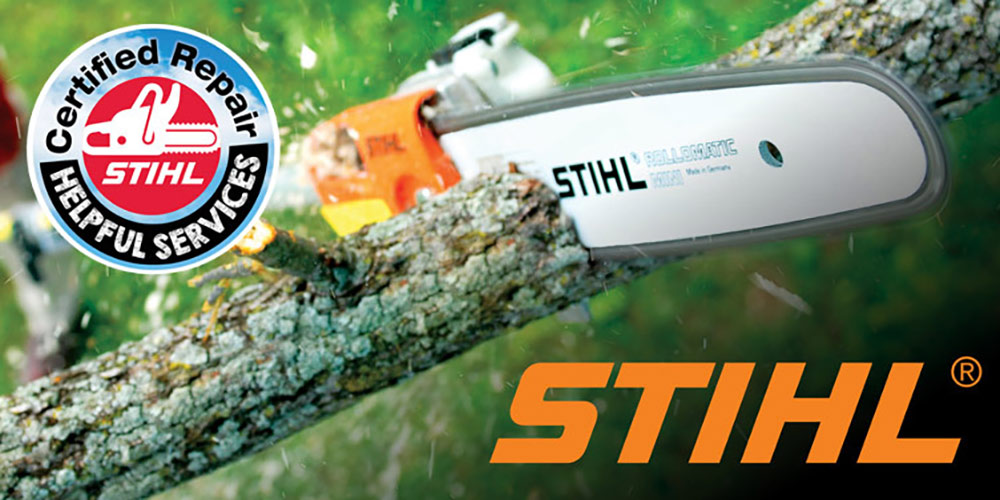 Stihl Certified Repair