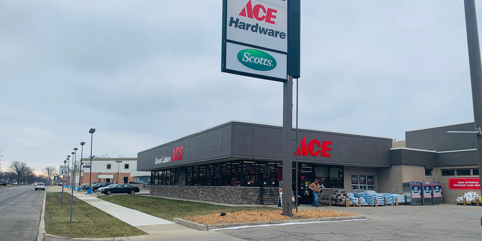 Detroit - Great Lakes Ace Hardware Store