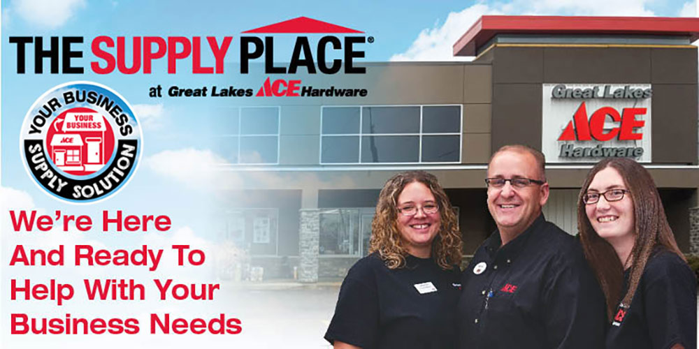 The Supply Place - Great Lakes Ace Hardware Store