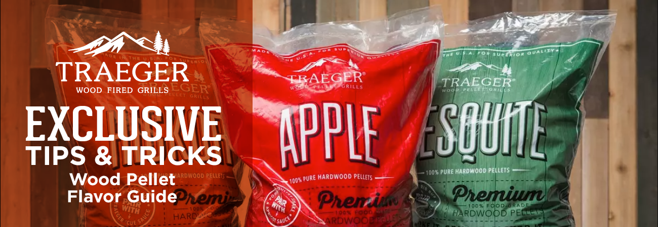 Traeger Wood Pellets - Great Lakes Ace Hardware Store Header