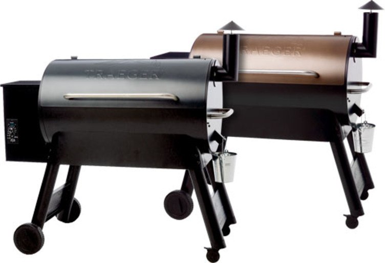 Traeger Grills Pro Series 34 Wood Pellet Grill - Great Lakes Ace Hardware Store