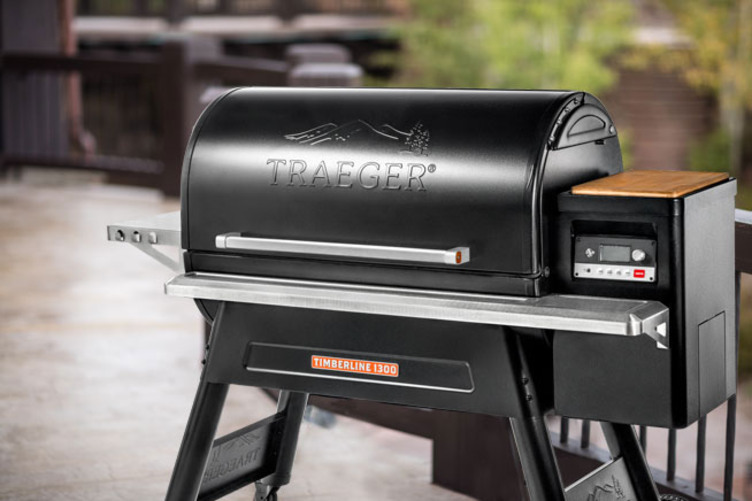 Traeger Grills Timberline 1300 Pellet Grill - Great Lakes Ace Hardware Store