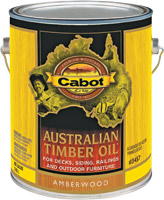 Australian Timber Oil Amberwood