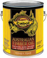 Australian Timber Oil Honey Teak