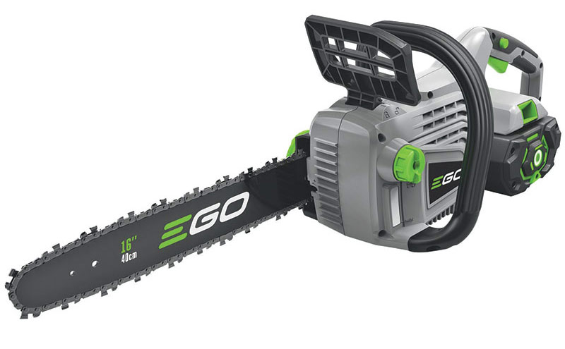 EGO Battery Powered Chainsaw