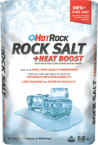 Hot Rock Heat Boost