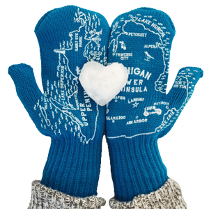 Michigan Mittens