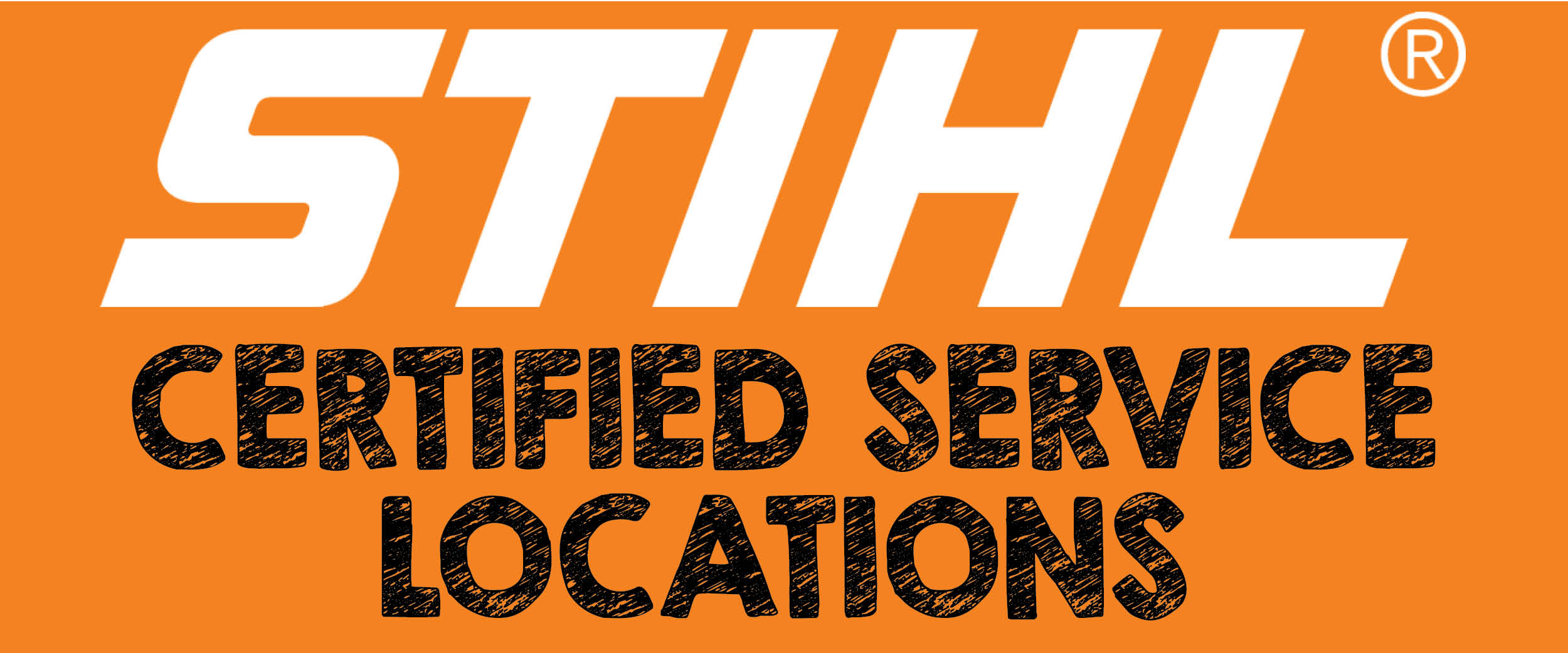 Stihl Certified Service Locations