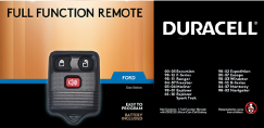full function remote