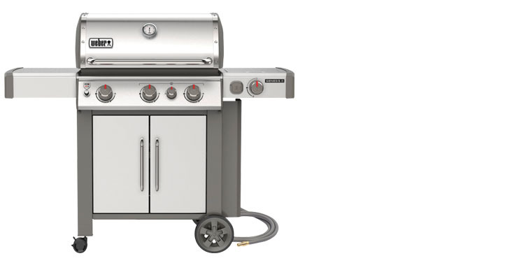 Weber Genesis® II E-335 Natural Gas Grill - Great Lakes Ace
