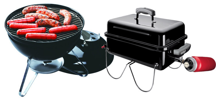 Weber® Portable Grills - Great Lakes Ace Hardware Store