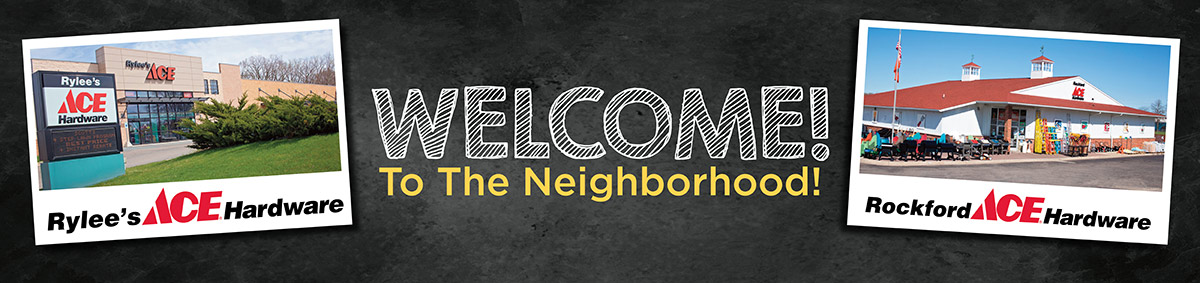 Welcome To The Neighborhood - Great Lakes Ace Hardware Store